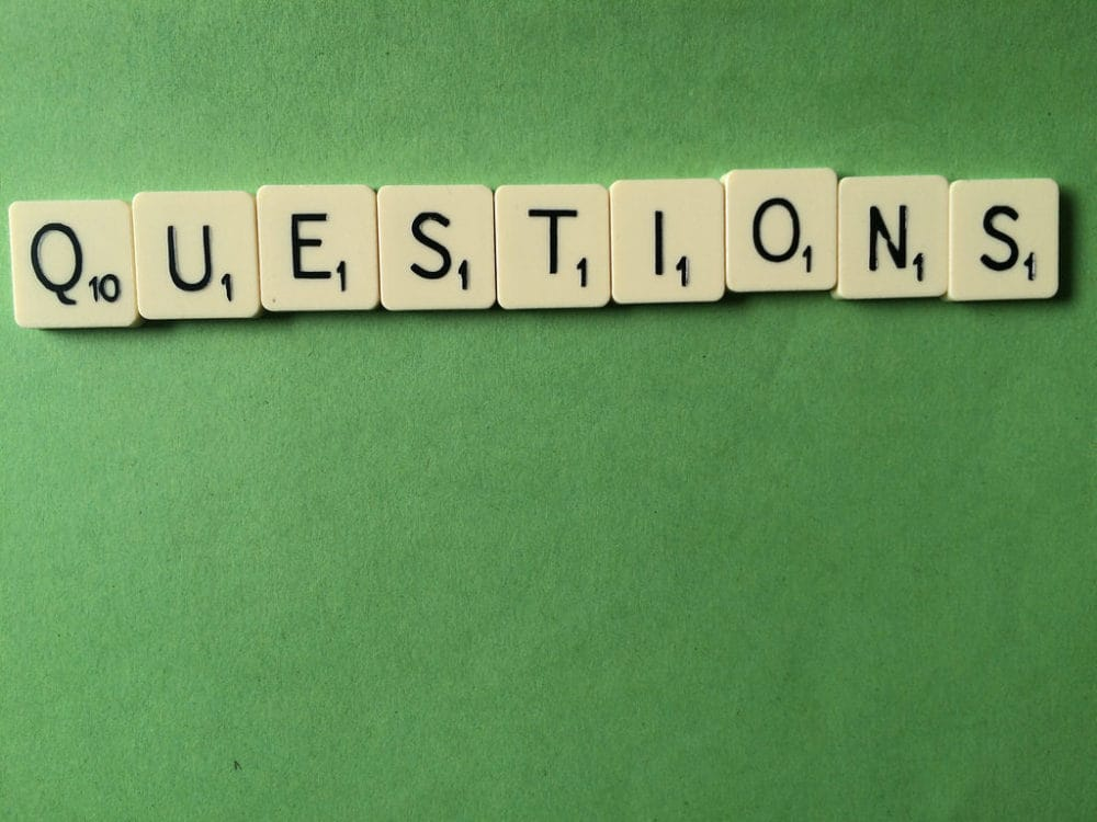Don't ask swimmers these questions.