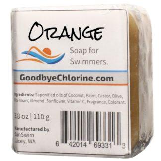 Anti-Chlorine Soap | Orange