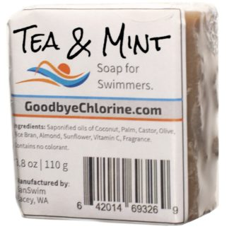 Anti-Chlorine Soap | Tea Tree