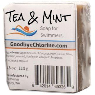 Anti-Chlorine Soap | Tea Tree