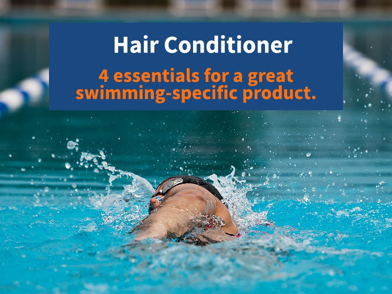 Hair Conditioner for swimmers