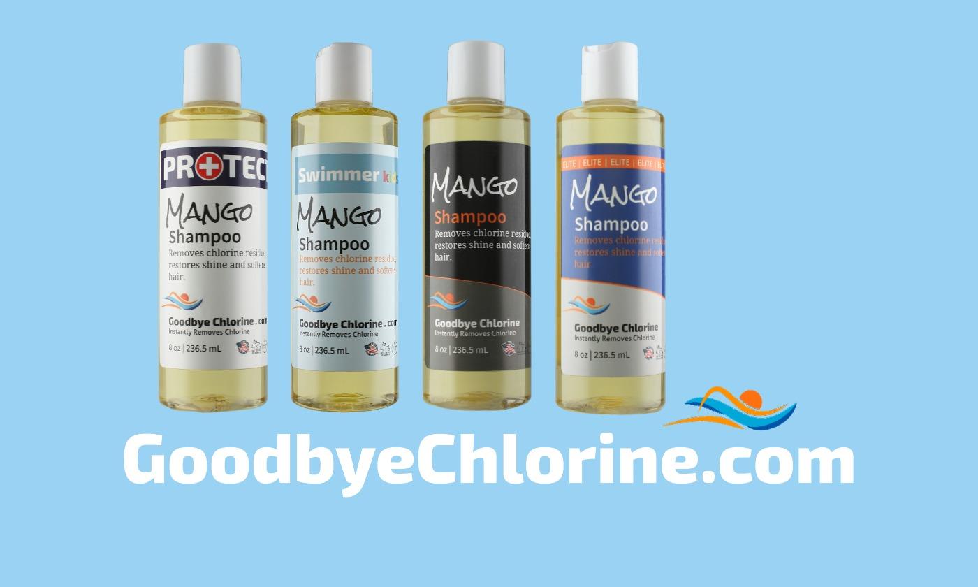 anti-chlorine shampoo