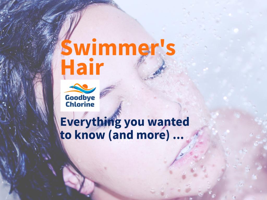 swimmer's hair