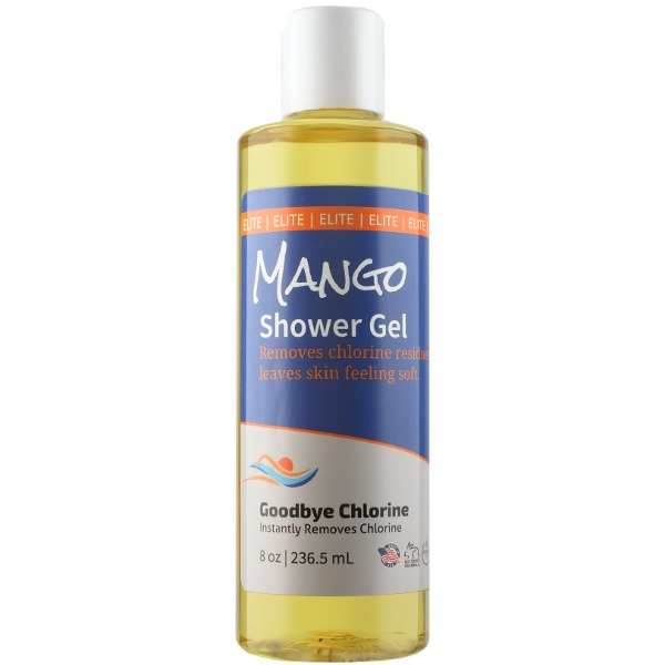 ELITE Shower Gel for Swimmers.