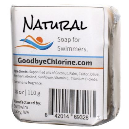 Natural Anti-Chlorine Soap