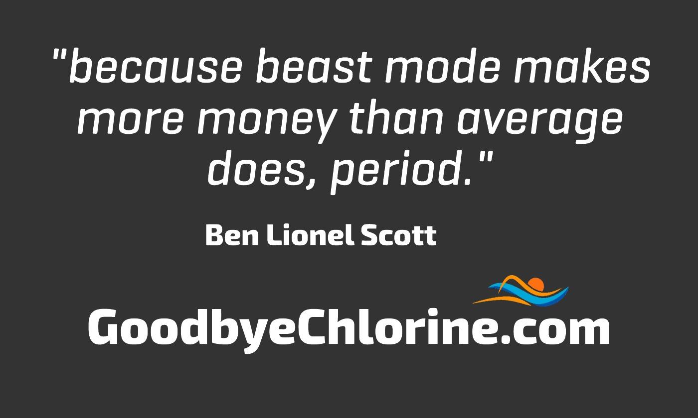 ben lionel scott, beast mode