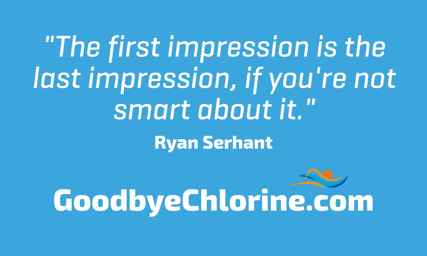 ryan serhant, first impression