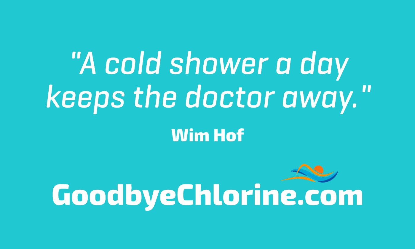 wim hof cold shower