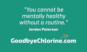 jordan peterson schedule, routine