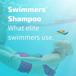 Swimmers' Hair: What elite swimmers use.