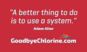 Adam Alter system better than goal