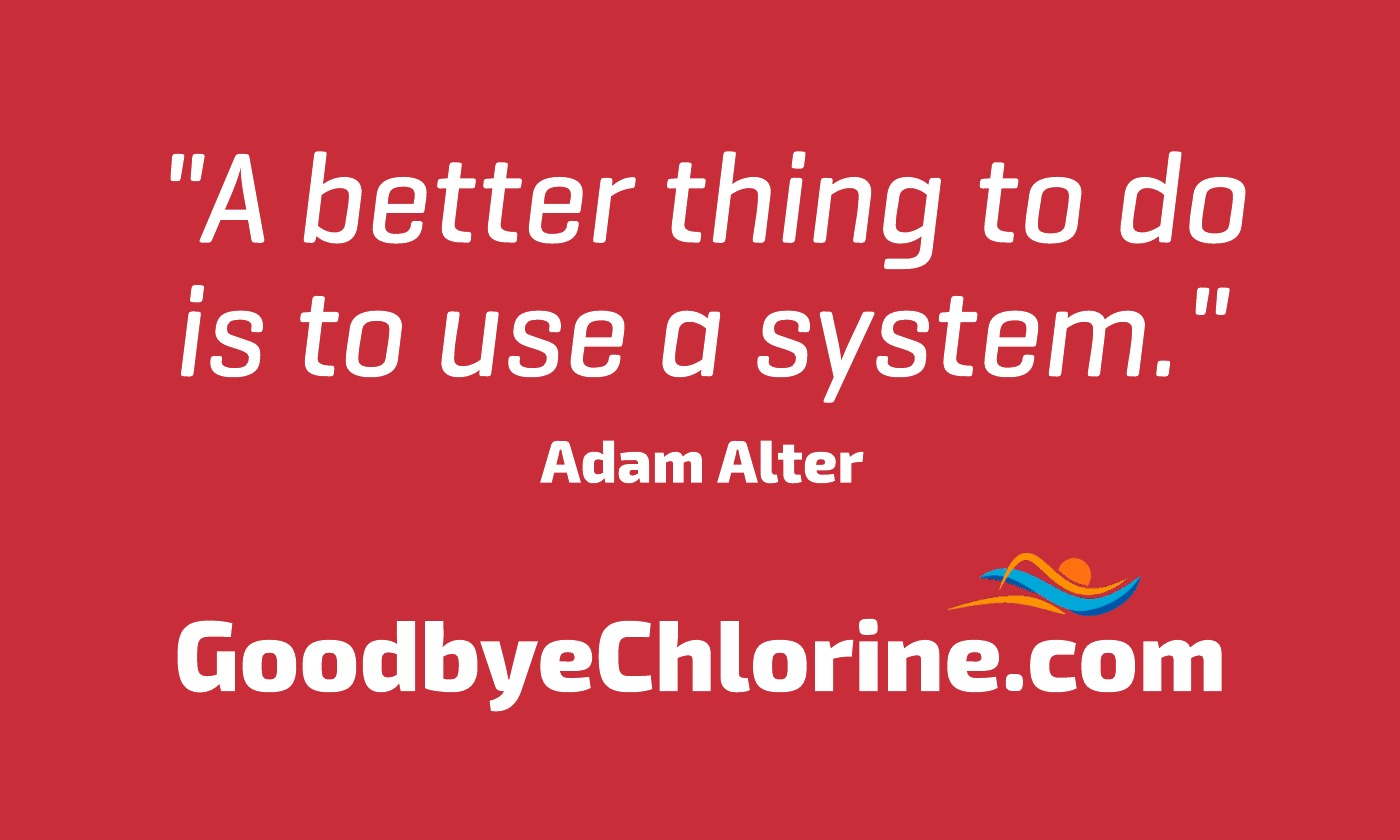Adam Alter system better than goal