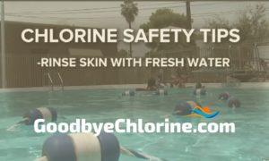 chlorine safety tips