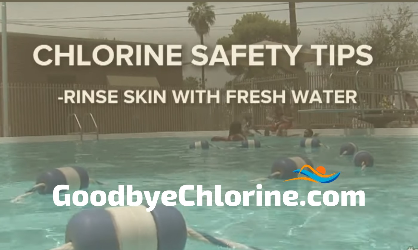 chlorine safety tips