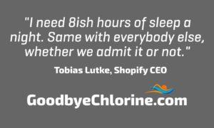 Shopify work-life balance